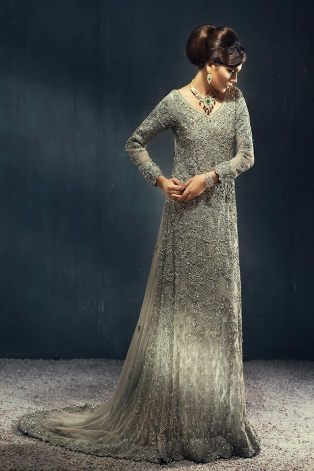 2015 Teena by Hina Butt Bridal outfits collection Pictures