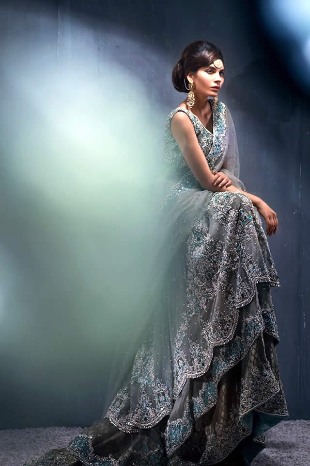 Teena by Hina Butt Bridal collection 2015 Photos