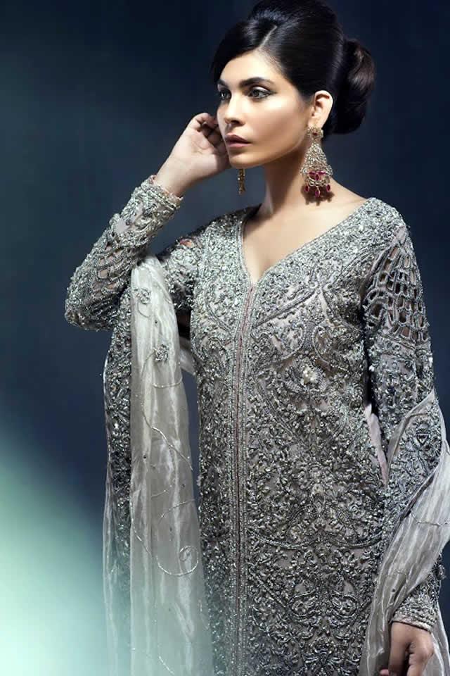 Teena by Hina Butt Bridal Dresses collection 2015 Pics
