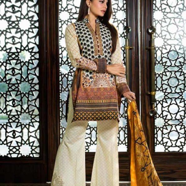 LSM Fabrics Zainab Chottani collection Launches