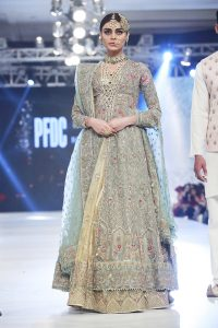 Zara Shahjahan Latest Bridal Dresses at PLBW16