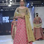 Loreal Paris Bridal Week 2016 Zara Shahjahan Latest Collection Images