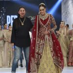 Loreal Paris Bridal Week 2016 Zara Shahjahan Latest Dresses Picture Gallery