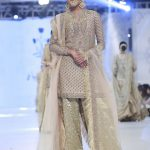 2016 Loreal Paris Bridal Week Zara Shahjahan Latest Dresses Picture Gallery