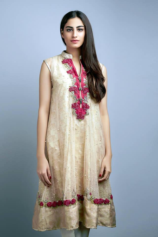 Zara Shahjahan Formal Dresses collection 2016 Photos