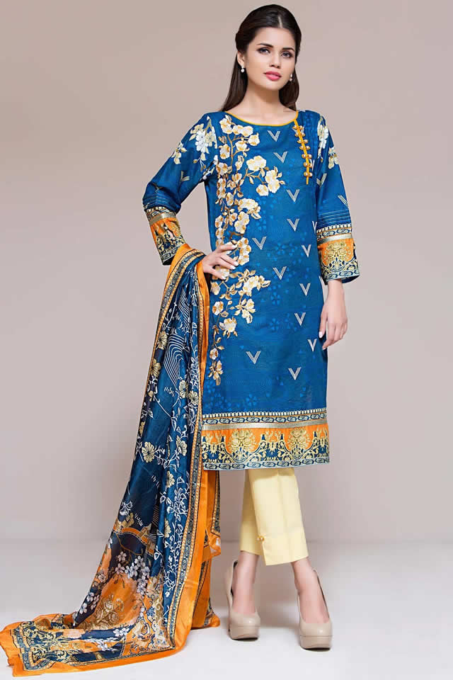 Zeen Eid Dresses collection 2016 Photos