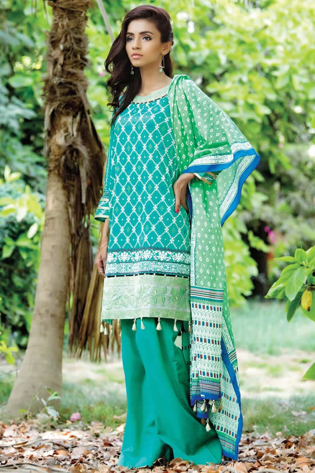 Zeen Eid Dresses collection 2016 Images