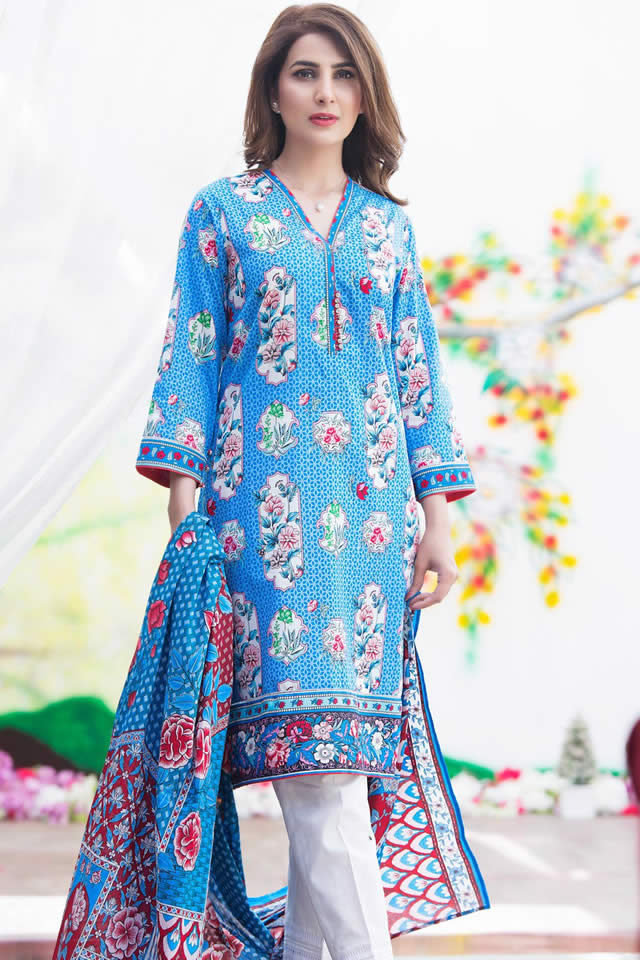 Zeen Eid Dresses collection 2016