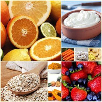 10 Immunity Improving Foods