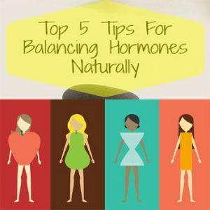 5 Foods That Balance Women's Hormones