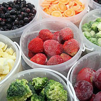 5 Healthiest Frozen Fruits And Vegetables