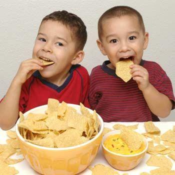 A Snack to Make Kids Smarter?