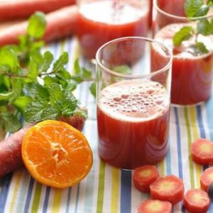Benefits Of Vegetable Juices In Winter