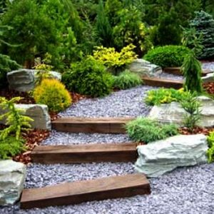 Best Garden Designs with Lovely Levels
