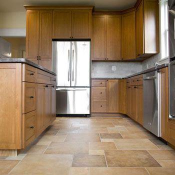Choose the Best Kitchen Tile Flooring