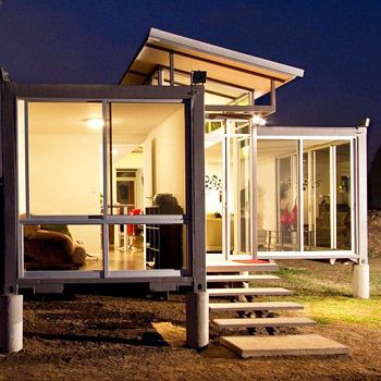 Urban Touch Shipping Container Homes and Structures