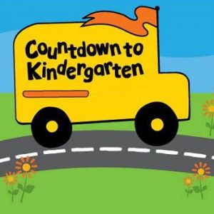 Countdown To The First Day Of School, Ages 3 To 5