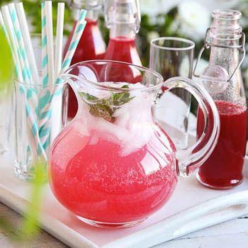 Drink Recipe: Peach Blush Cooler
