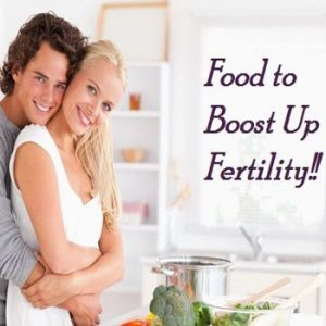 Food To Boost Fertility