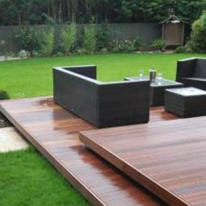 Garden Decking and Patio Ideas