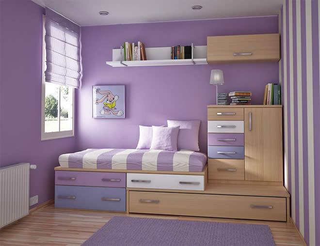 teen age girls bedroom
