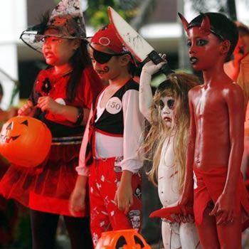 Halloween Celebrations In Pakistani Schools