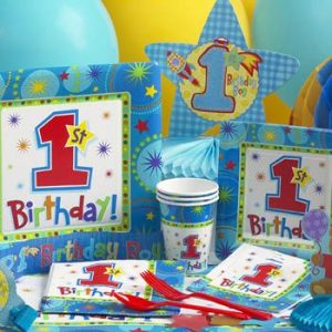 How to Decorate Your Home on Baby's First Birthday Celebration
