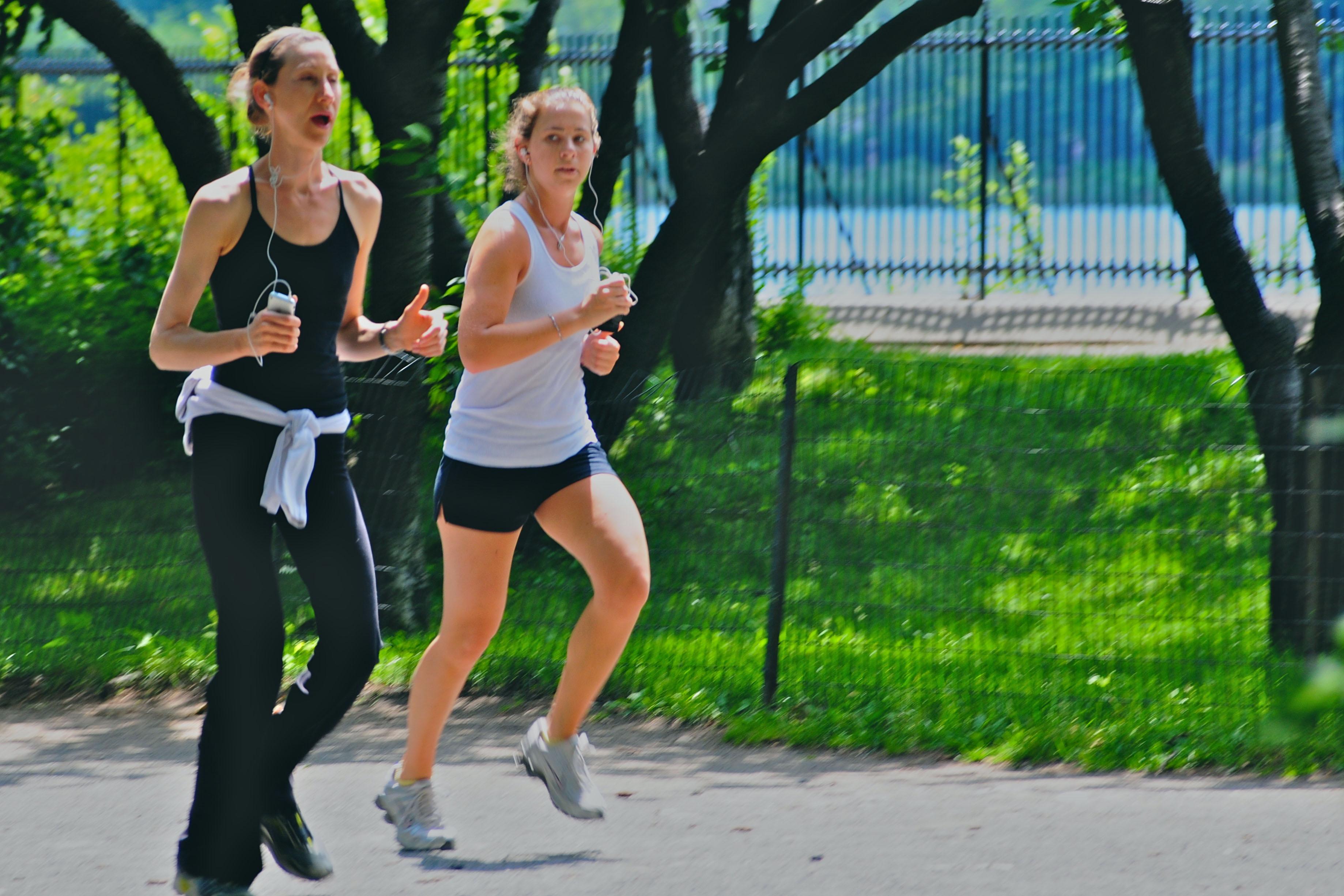 Ladies Jogging