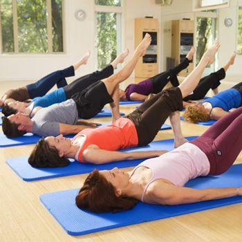 5 Best Pilates Routines