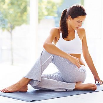 5 simple yoga poses for asthma relief