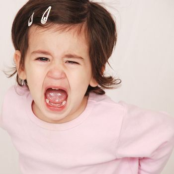 Toddlers Throw Tantrums Because of their Genes