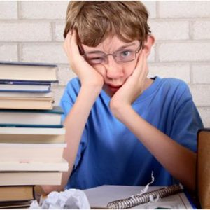 Too Much Homework: Bad For Kids?