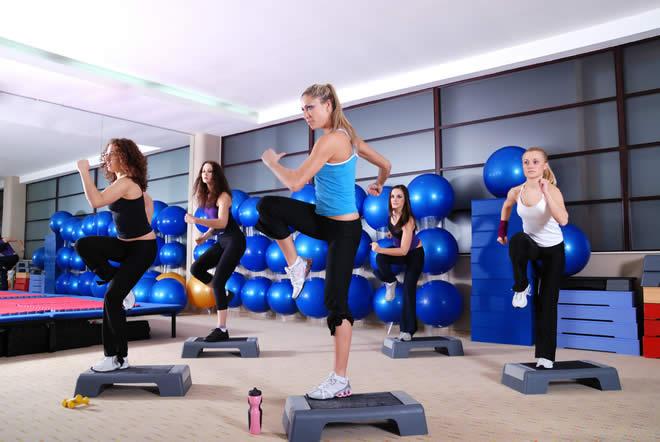 Aerobics Exercise Images