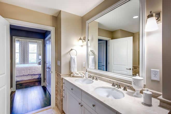 beautiful washroom