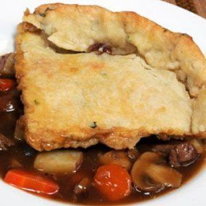 Surprising New Beef Pot Pie Recipe