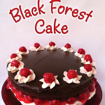 Sweeten Your Taste With Black Forest Cake