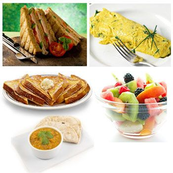 Make your loved ones happy  with wonderful breakfast recipes