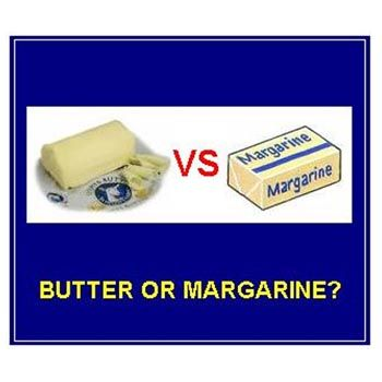 Which Is Better: Butter Or Margarine?