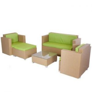 Cane Furniture Decor at Home
