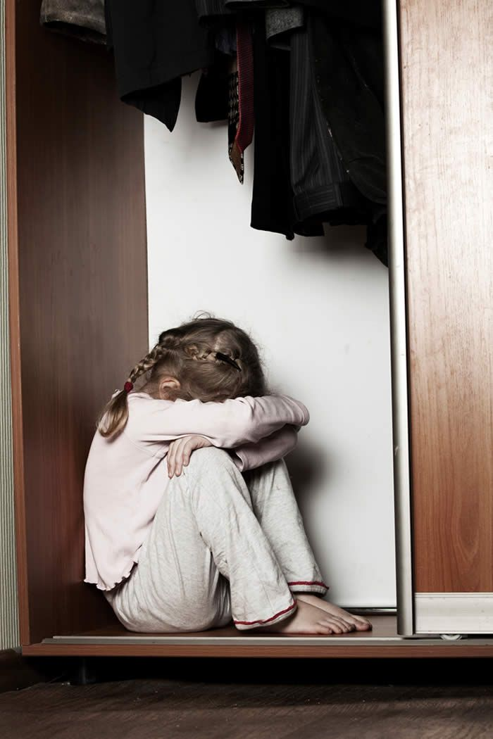 Effects of Domestic Violence on Children