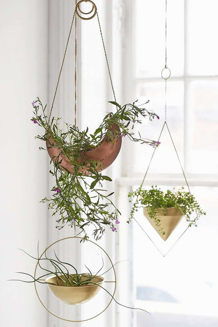 Hanging Baskets for Home and Garden Decor
