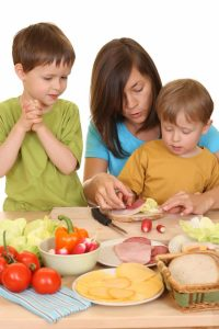 Healthy Food for Kids to Gain Weight