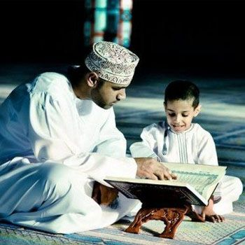 How Parents Should Tell Their Kids About Ramadan