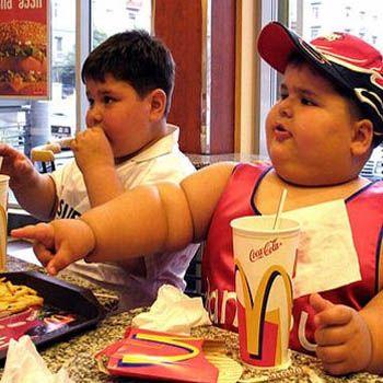 Junk Food Hits a Child's IQ