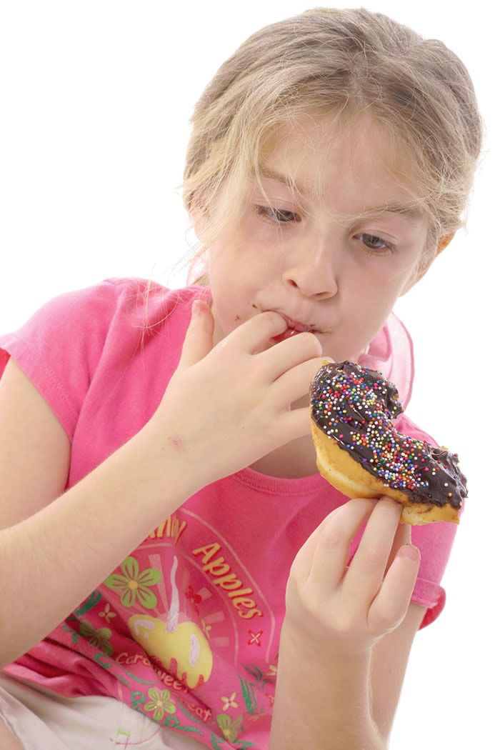 How Junk Food Affects Children