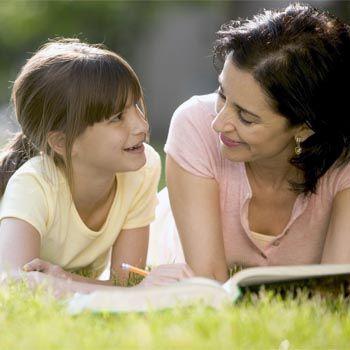 Mother as a Teacher