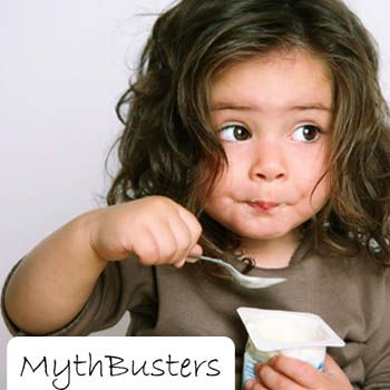 Myth Buster: No Dairy For Diarrhea