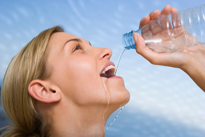 drinking water images