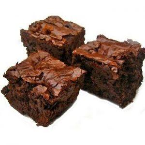Rich Chocolate Fudge Brownies