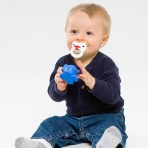 Soothing News about Pacifiers
